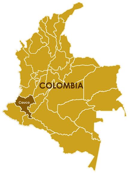 Colombia – CAUCA